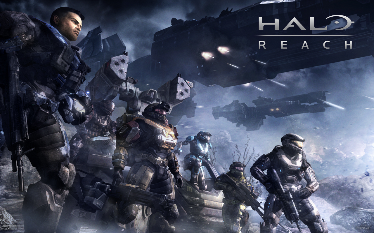Viewing Gallery For Cool Halo Reach Wallpapers 1280x800