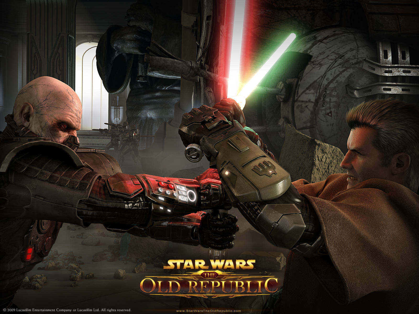 Deceived   Star Wars The Old Republic 1600x1200
