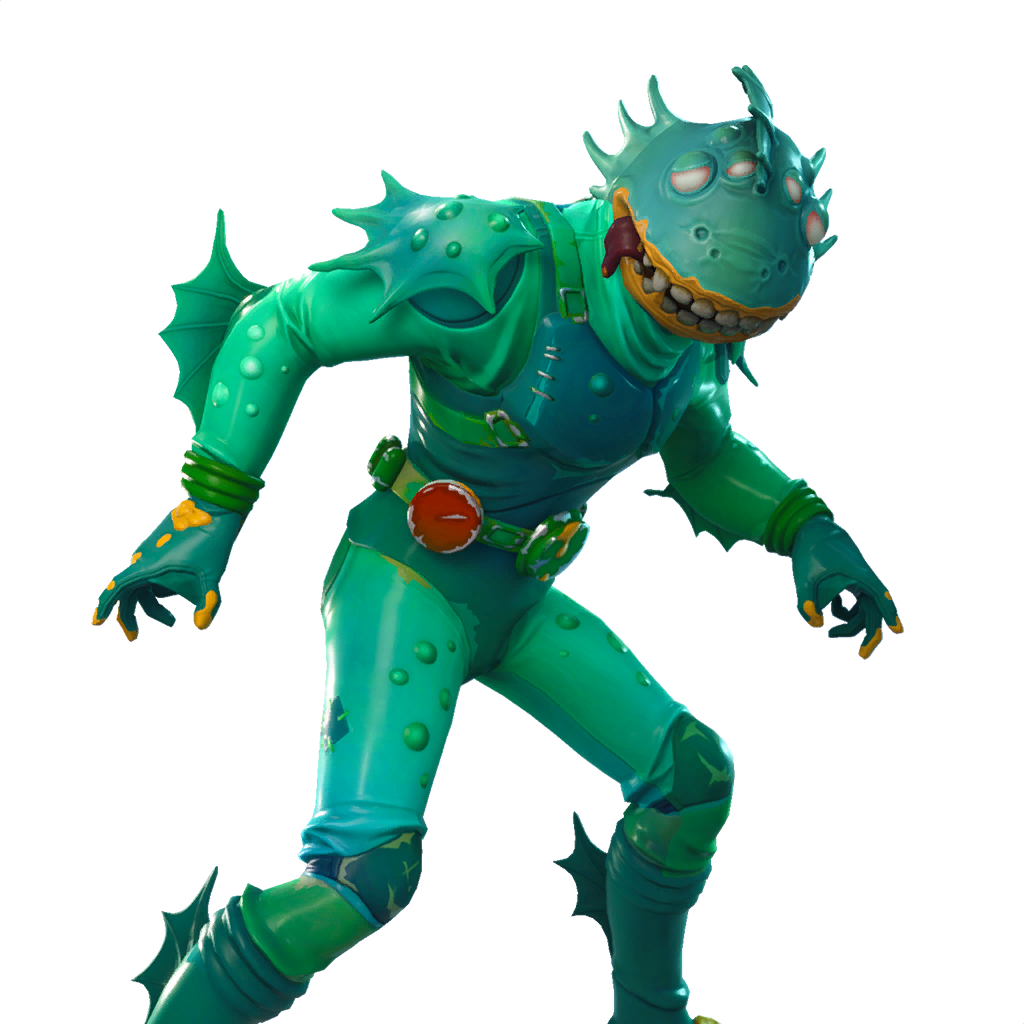 Moisty Merman Featured in 2019 Merman Character design 1024x1024