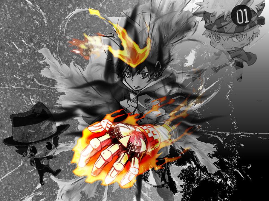 Free Download Katekyo Hitman Reborn Images Khr Wallpaper Hd