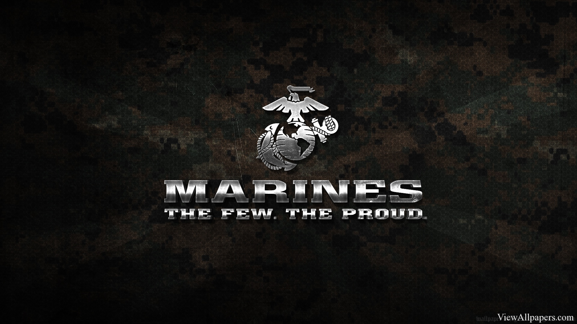 Marine Corps Logo For PC computers desktop background smartphones 1920x1080