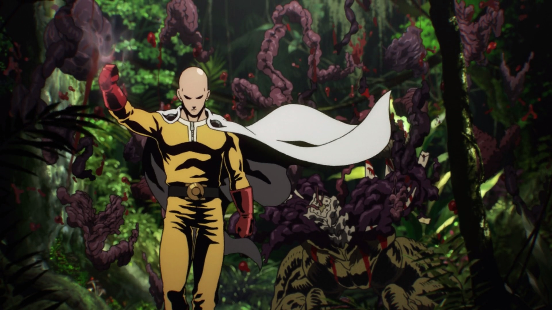 Free Download Saitama One Punch Man Images Saitama Hd Wallpaper