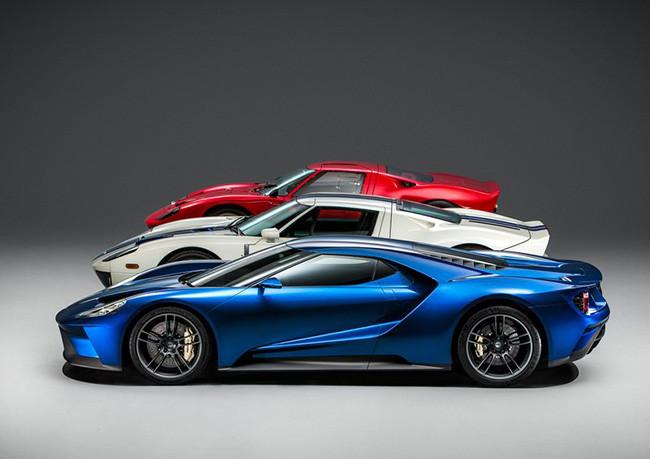 Es un McLaren Es un Lamborghini No Es el nuevo Ford GT 650x459