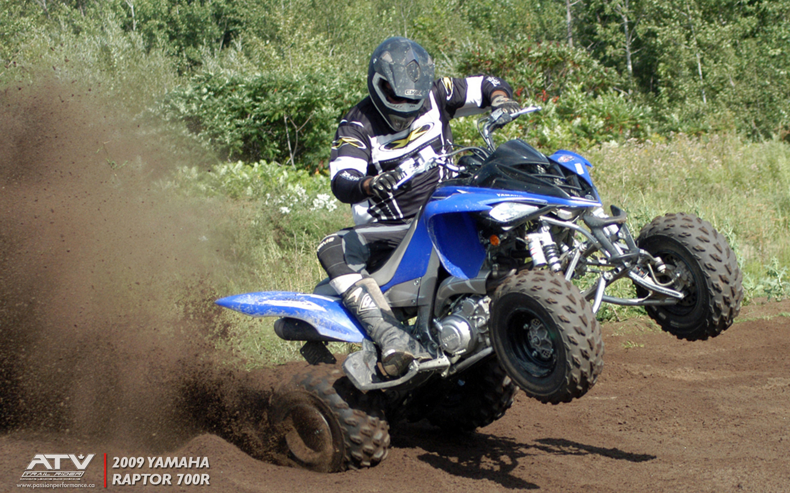YAMAHA RAPTOR atv quad offroad motorbike bike dirtbike poster h 2560x1600