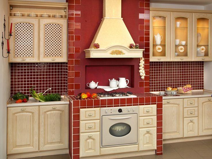 wonderful design country kitchen wallpaper   OnArchitectureSiteCom 736x552