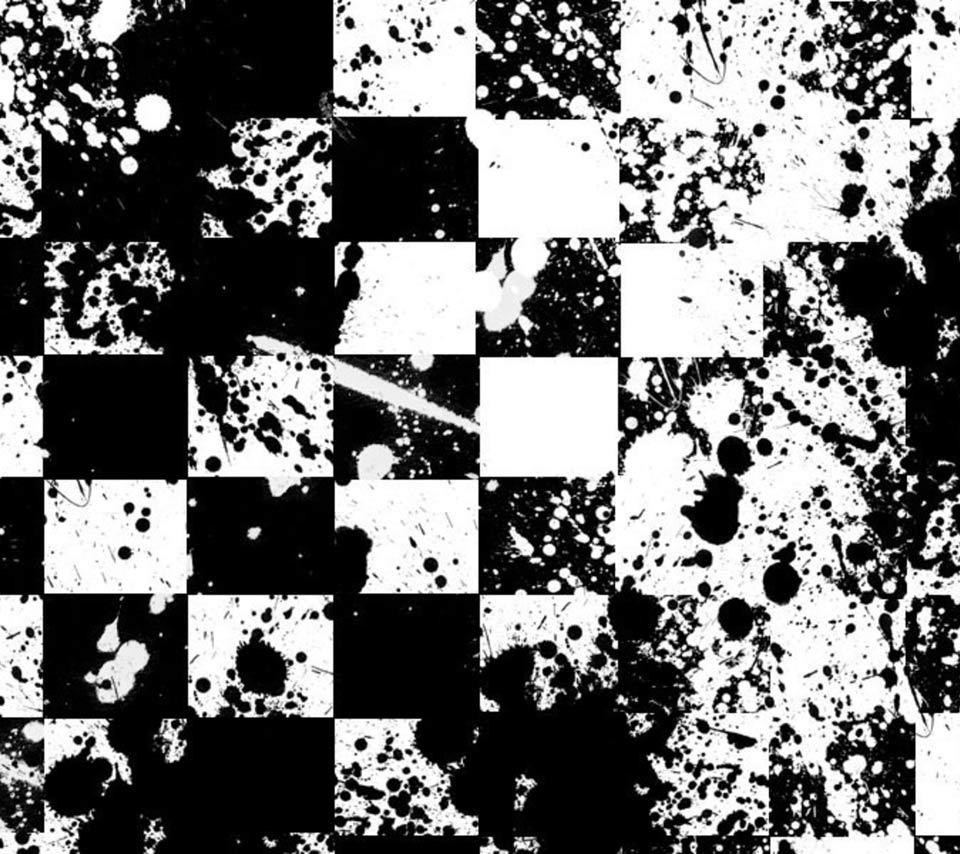 white wallpaper Black And White Pattern Wallpaper 960x854