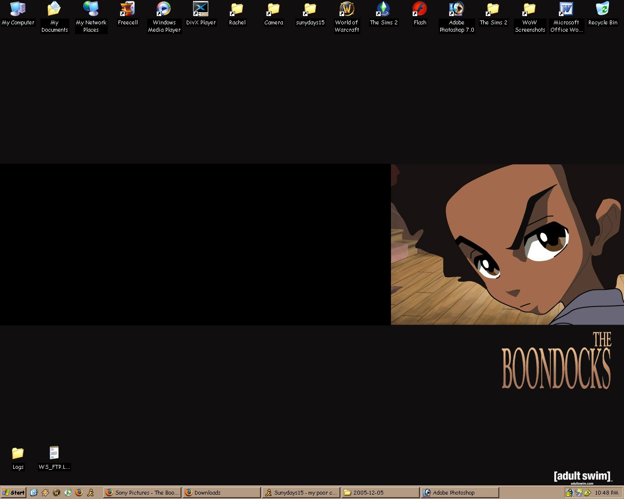 Boondocks Wallpaper by sunydays15 on deviantART 1280x1024