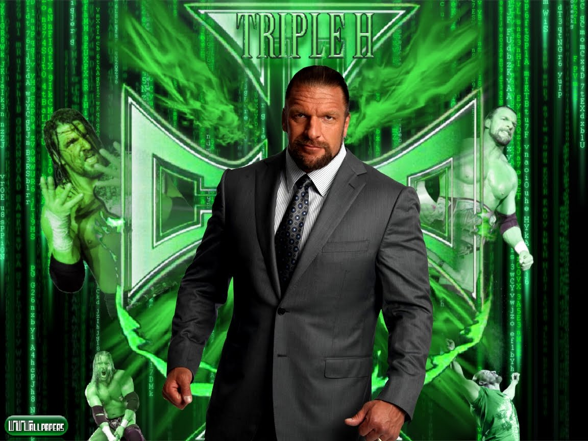 Triple H Wallpaper WWE Superstars WWE Wallpapers WWE PPVs 1152x864