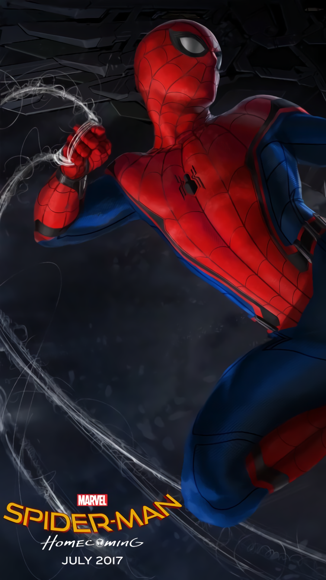 MovieSpider Man Homecoming 1080x1920 Wallpaper ID 658412 1080x1920