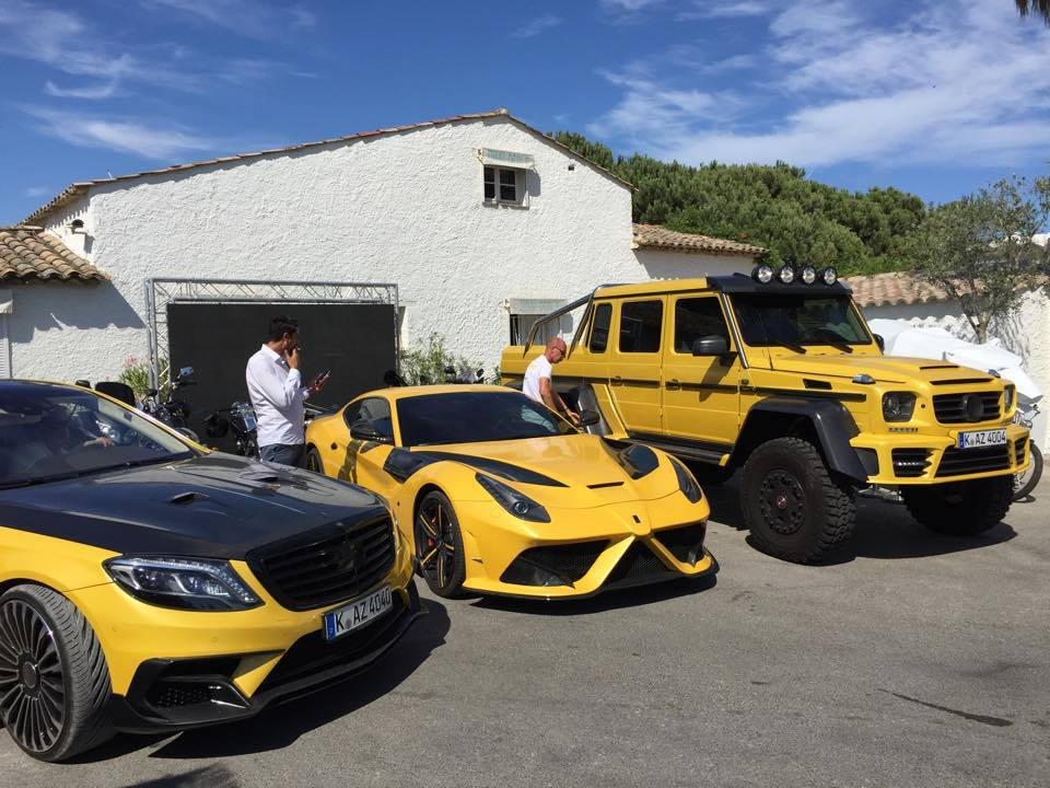 Mansory Impresses With Its Tuned Mercedes Benz G63 AMG 6x6 960x720