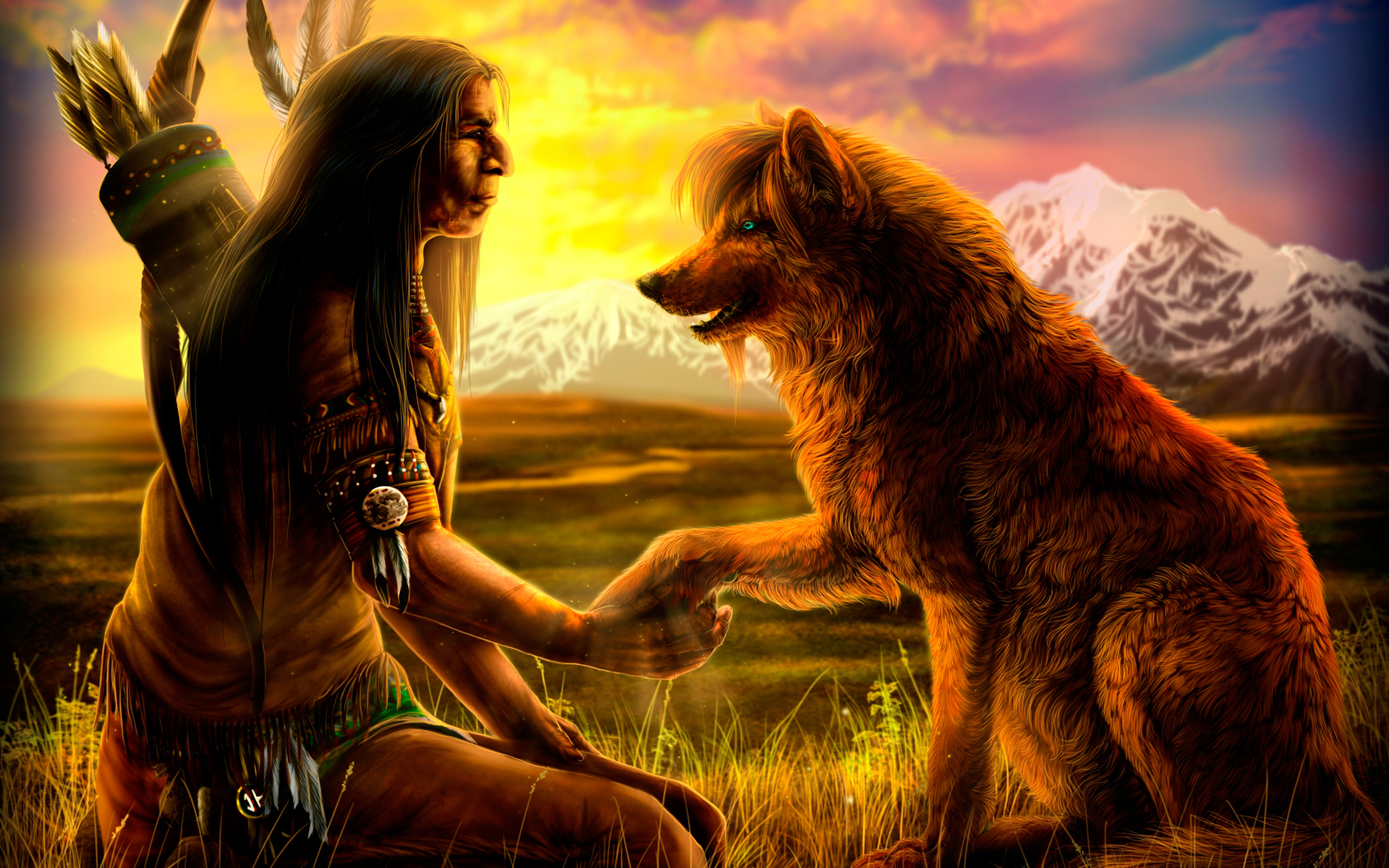 Native American Day Holiday Holidays 1920x1200 1920x1200