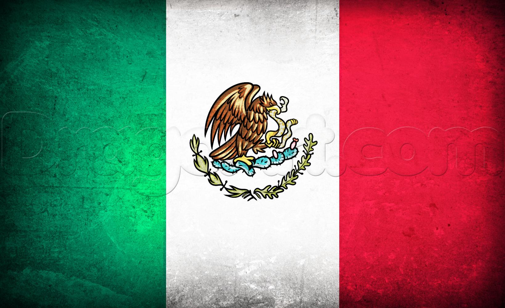 Cool Mexican Flag Wallpaper 1639x1000