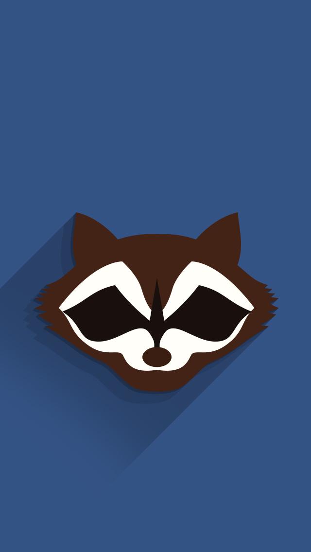 Rocket Raccoon Wallpaper