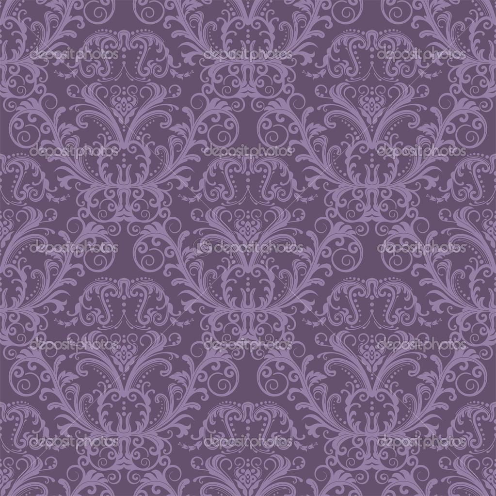 [47+] Purple Victorian Wallpaper On WallpaperSafari