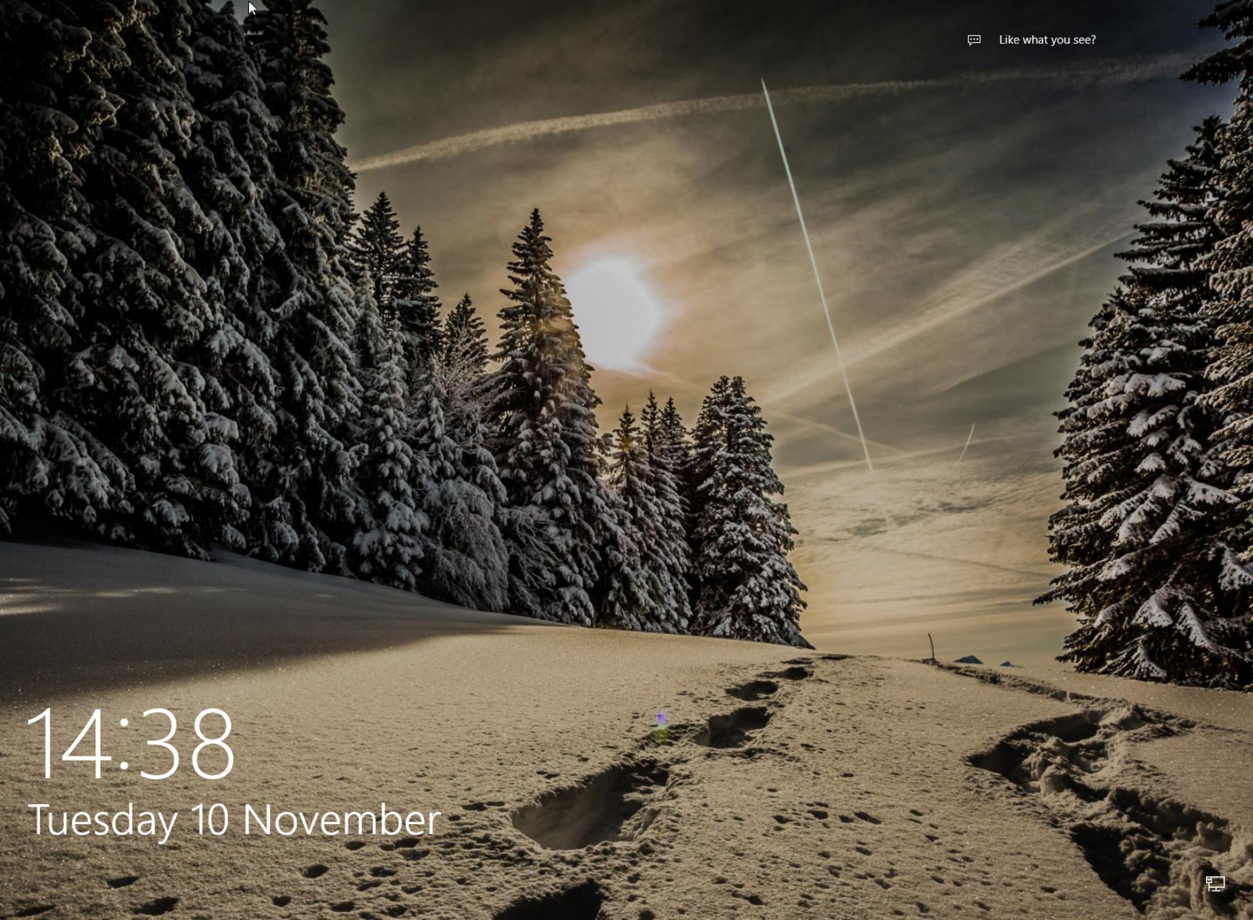 Lock screen improvements 2517x1848