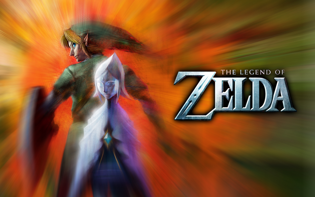 Awesome Zelda Wii Wallpaper   Pure Nintendo 1280x800