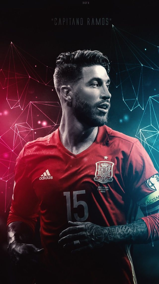 Latest sergio ramos wallpaper   Background Image HD 640x1138