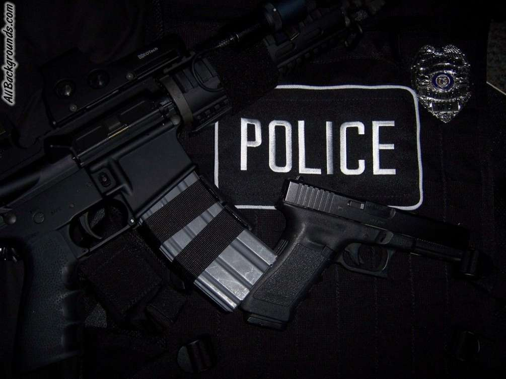 Law Enforcement Backgrounds - Twitter & Myspace Backgrounds