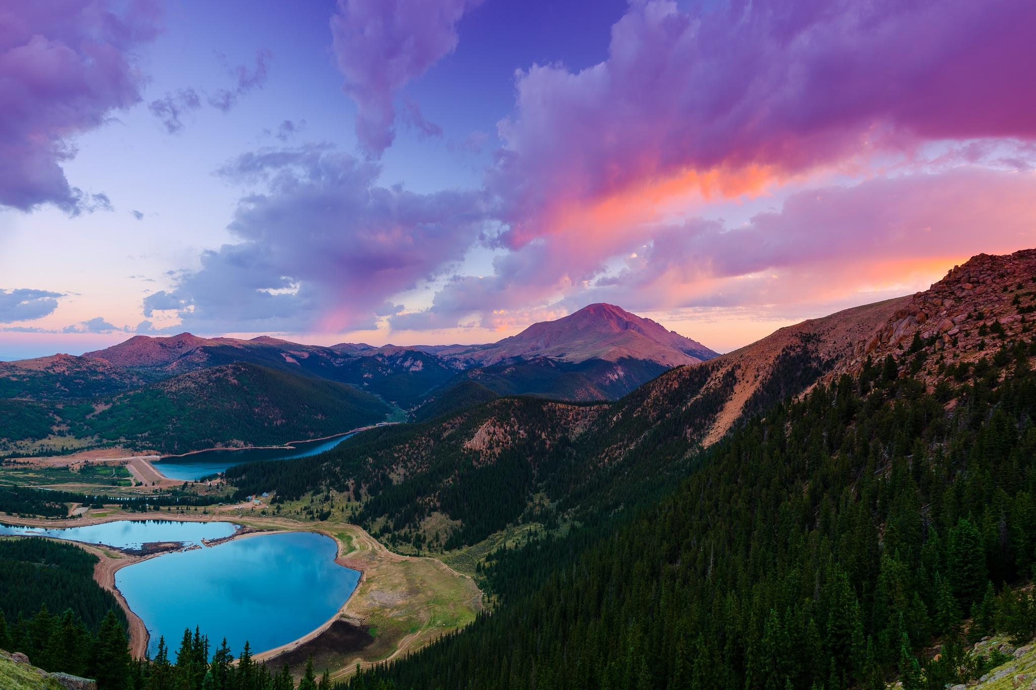 Colorado Backgrounds 2048x1365