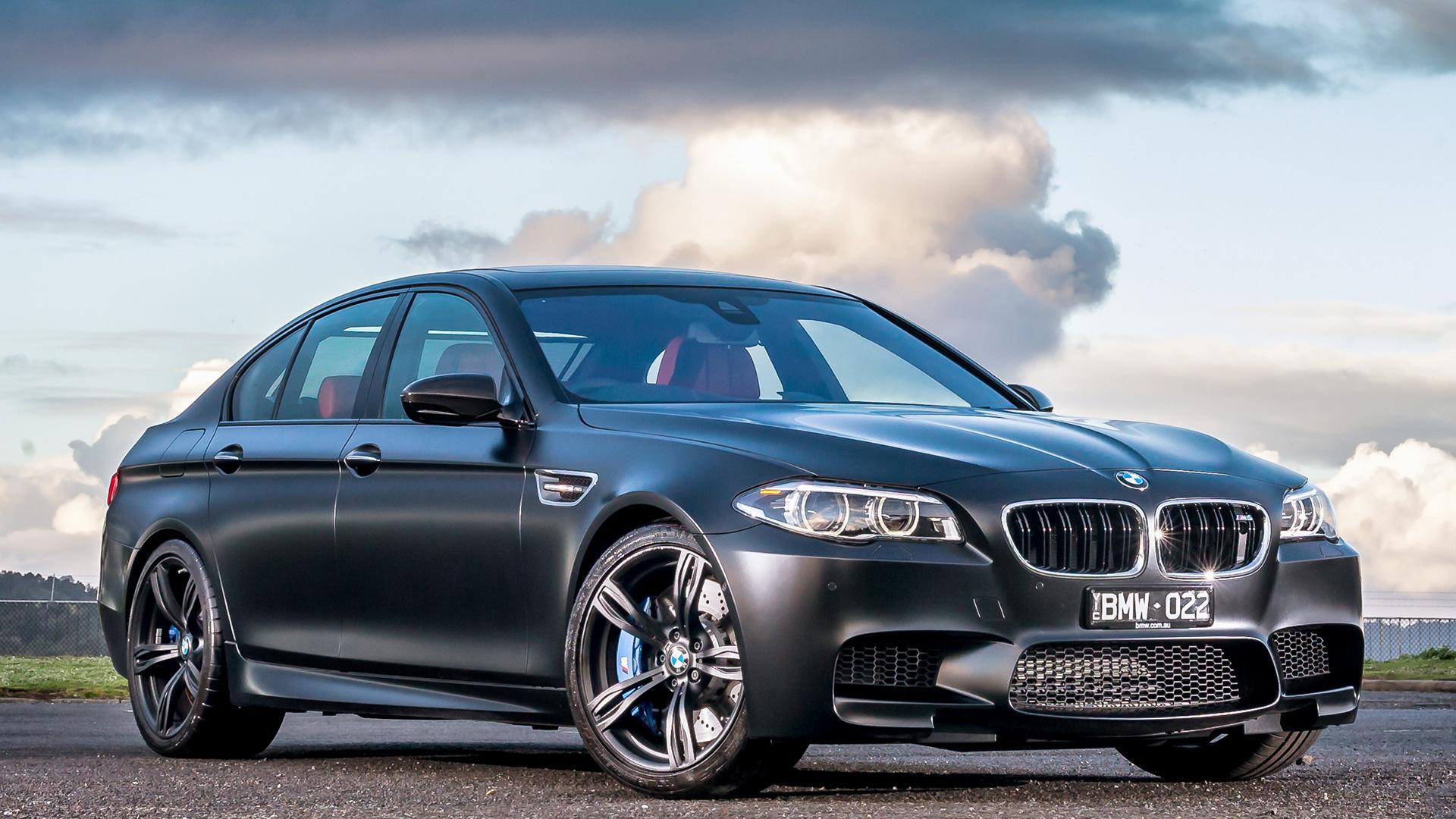 BMW M5 Background Download 1920x1080