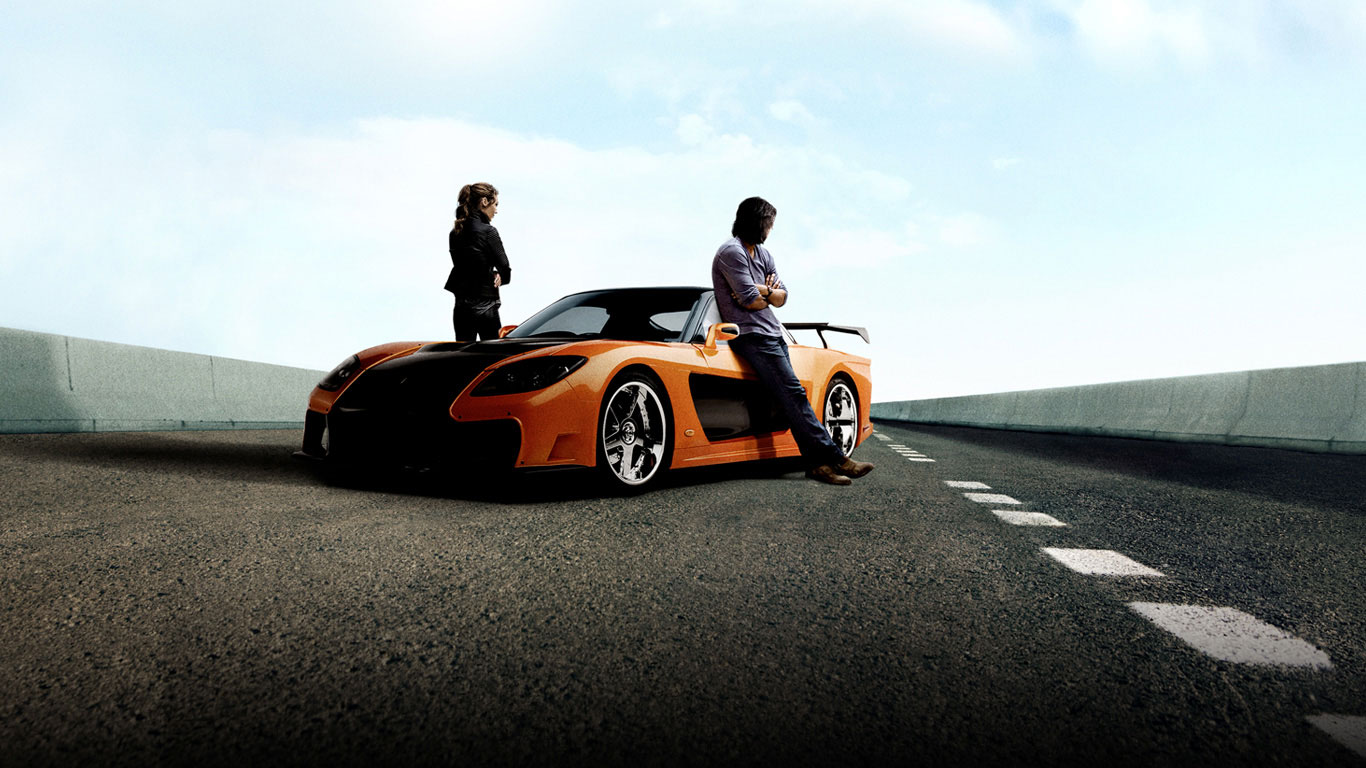 Wallpaper 2014 The Cars Of Fast Furious 6 Best Fast 1366x768