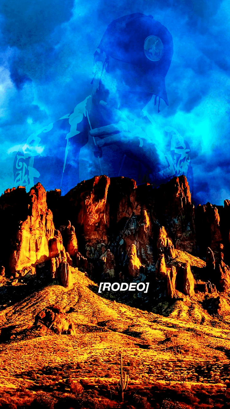 Travis Scott Rodeo Wallpaper Iphone X 750x1334