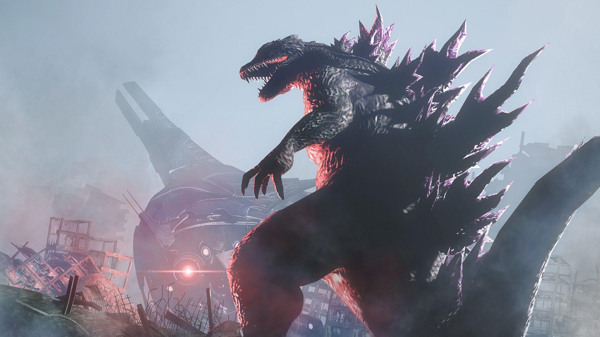 Godzilla wallpaper 15988 1920x1080