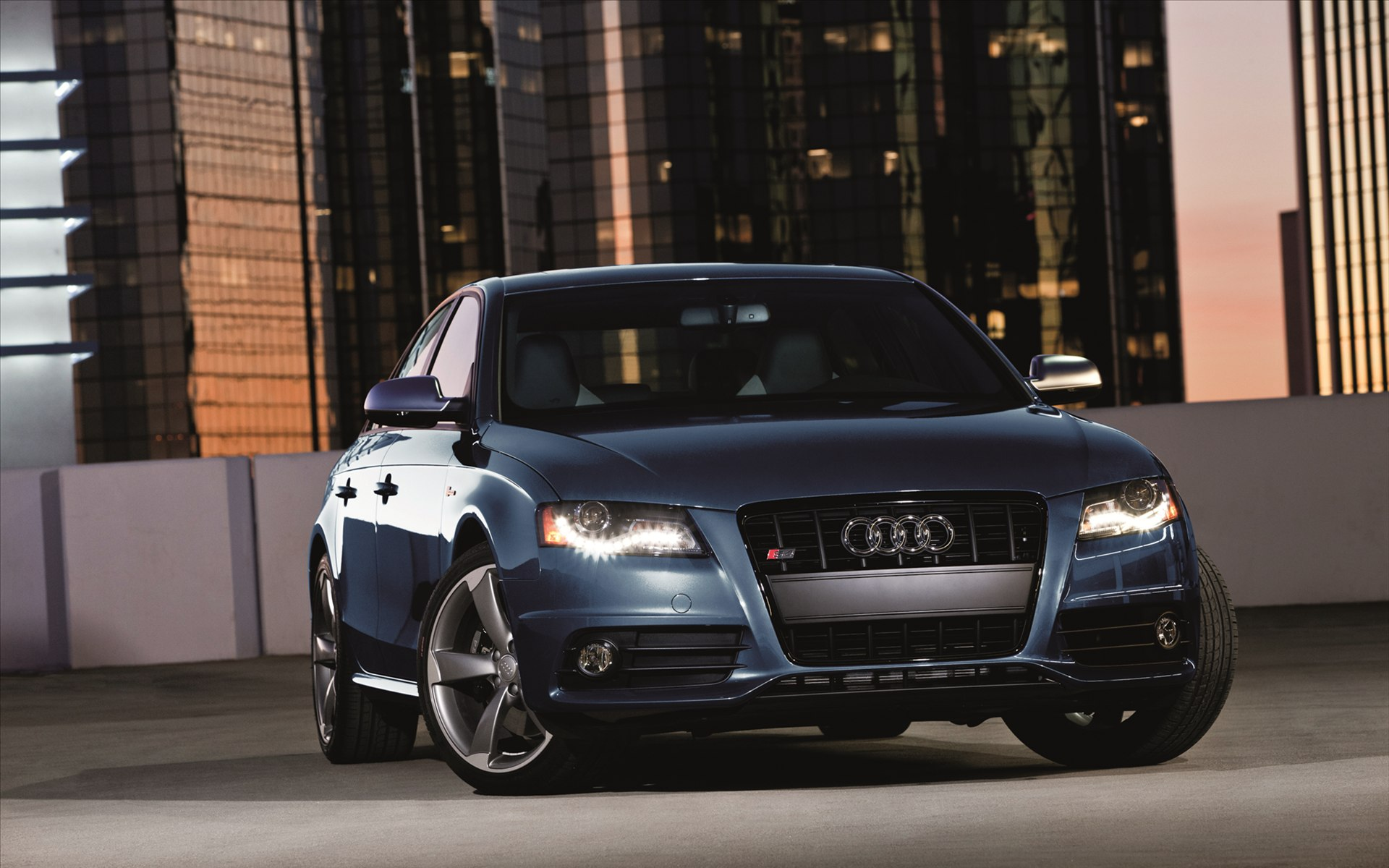 Audi S4 TheWallpapers Desktop Wallpapers for HD Widescreen and 1920x1200