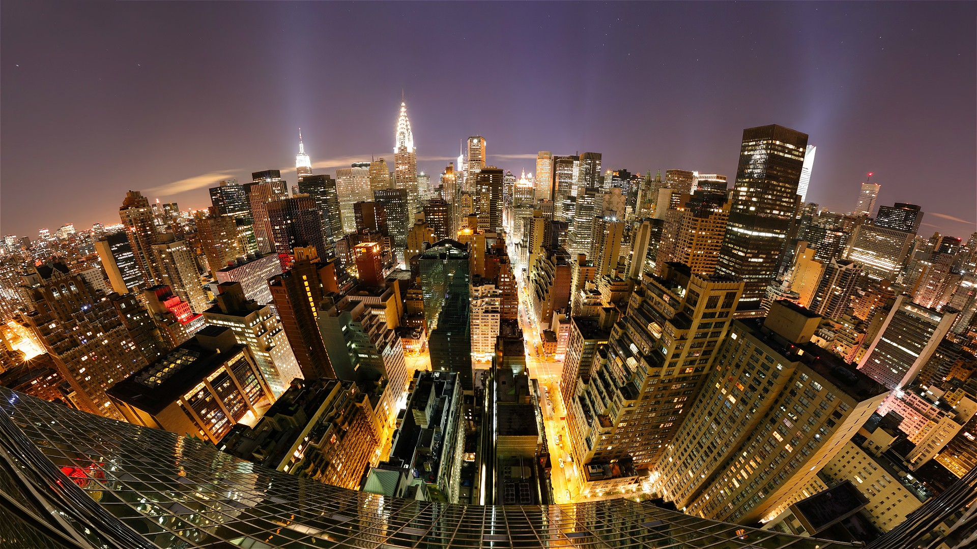 New York City Desktop Wallpaper Widescreen 1920x1080