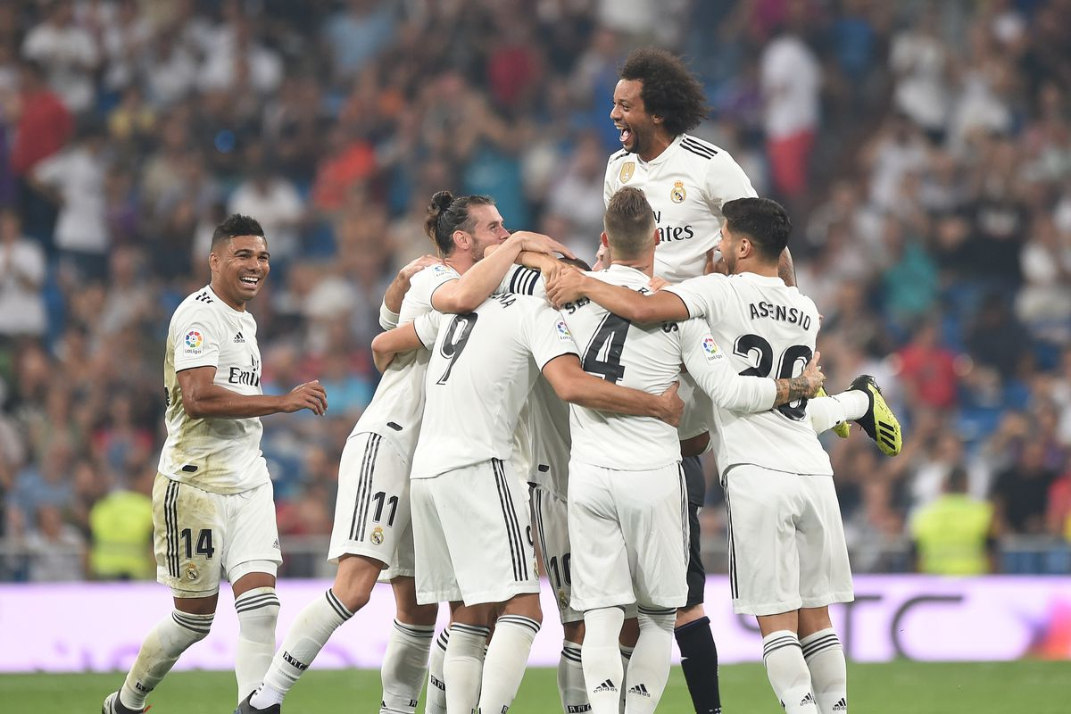 Real Madrid announce squad for 2018 19 Champions League season 1200x800