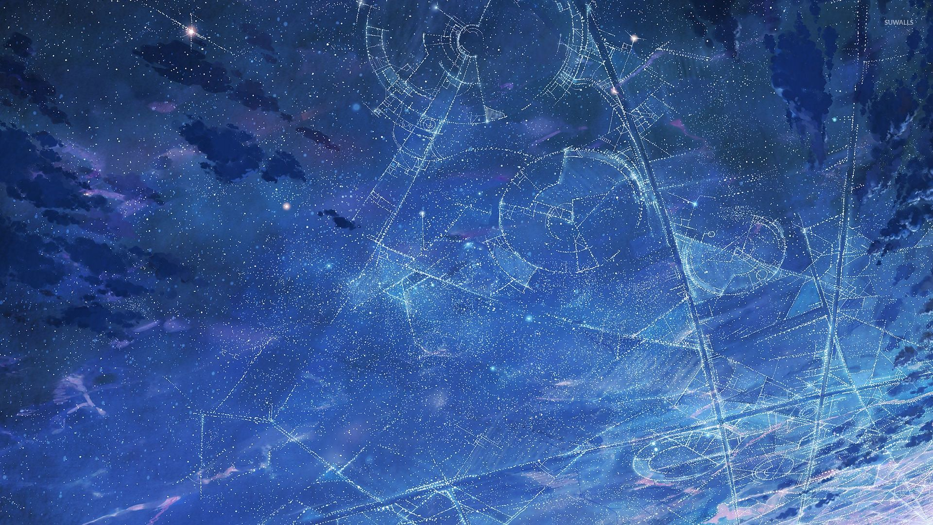 Constellations wallpaper   Anime wallpapers   30638 1920x1080