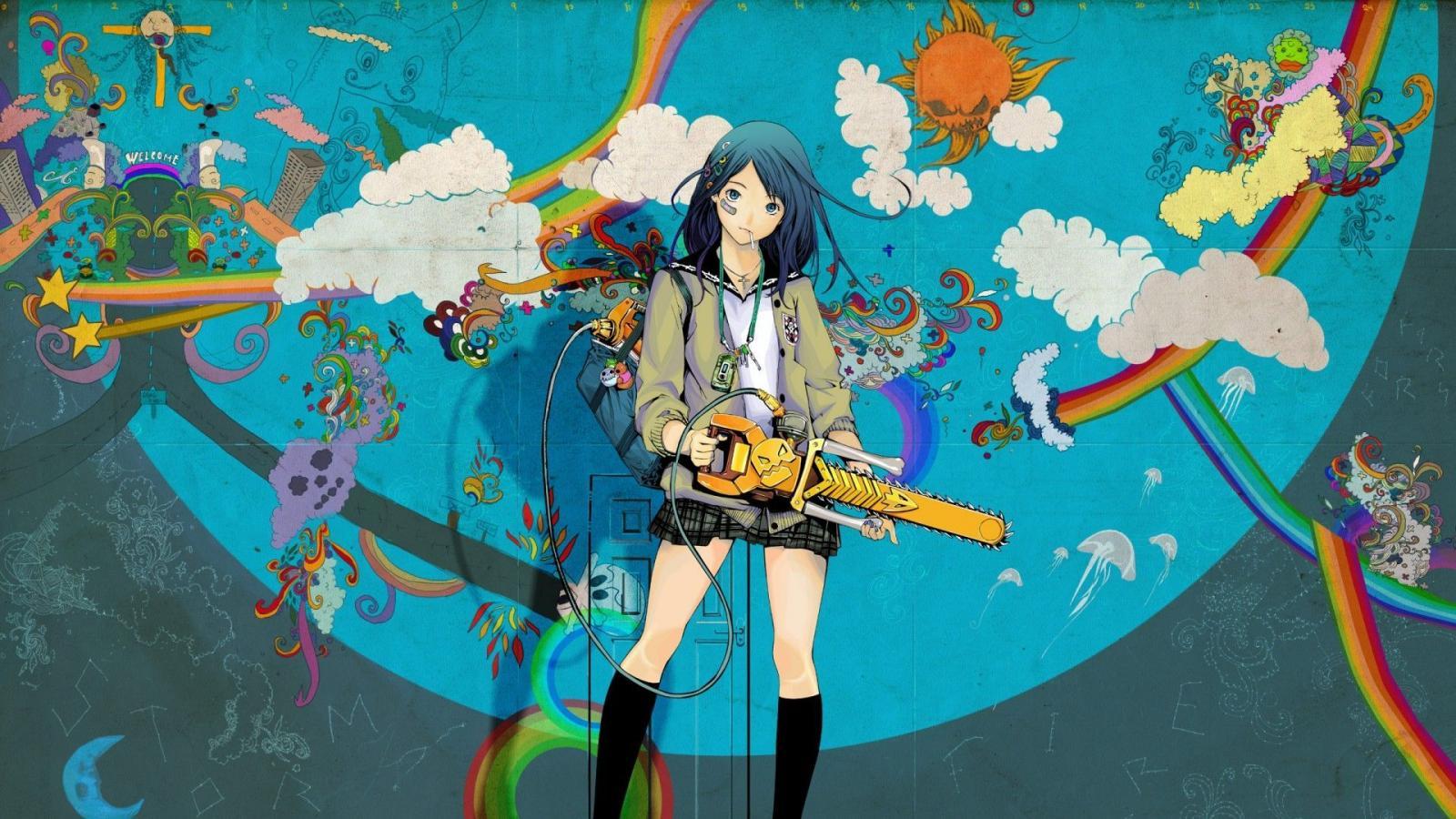 Hd 1600x900 anime wallpaper wallpapersafari - Wallpapers hd anime ...