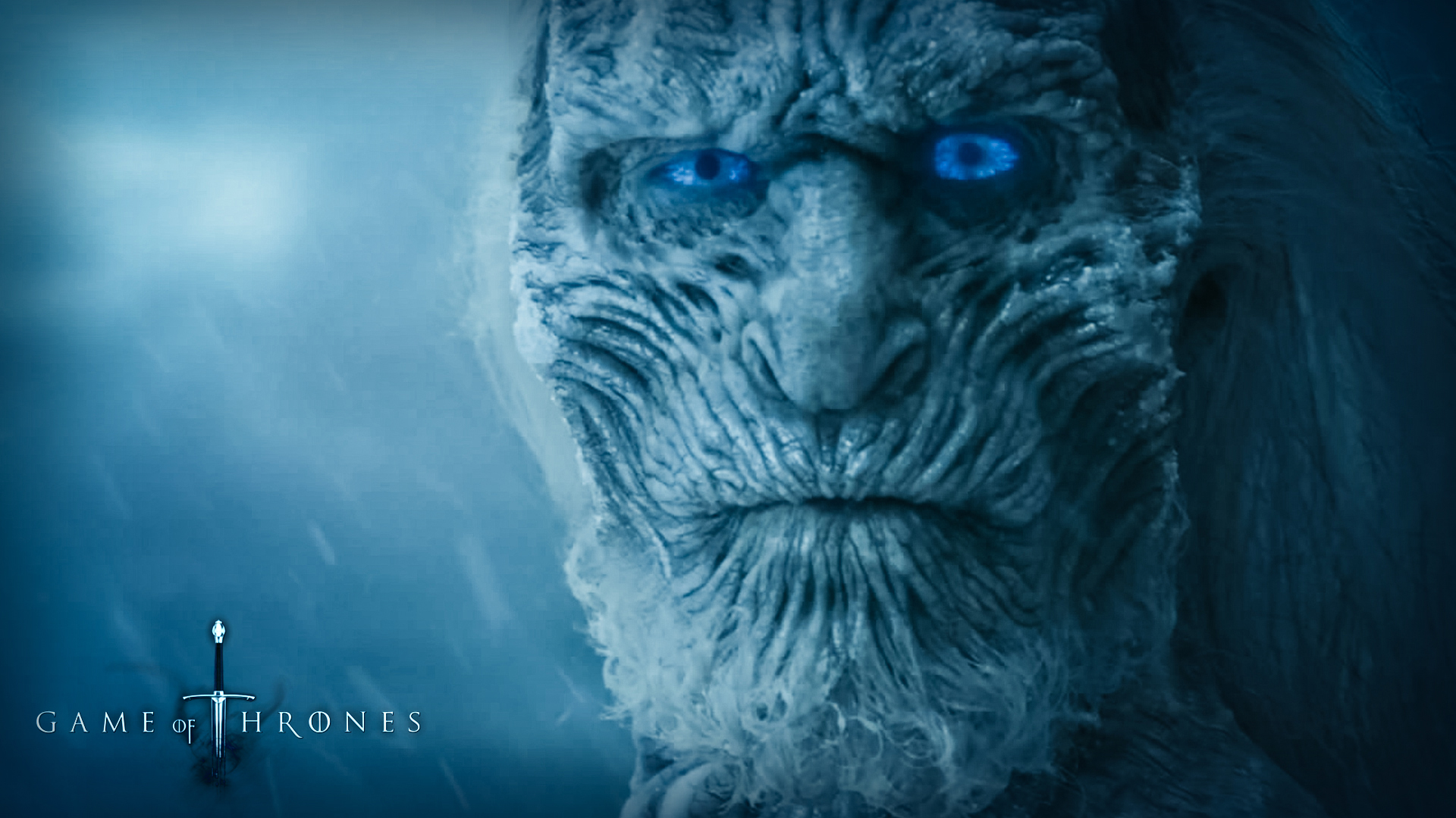 Game of Thrones White Walkers 1920x1080