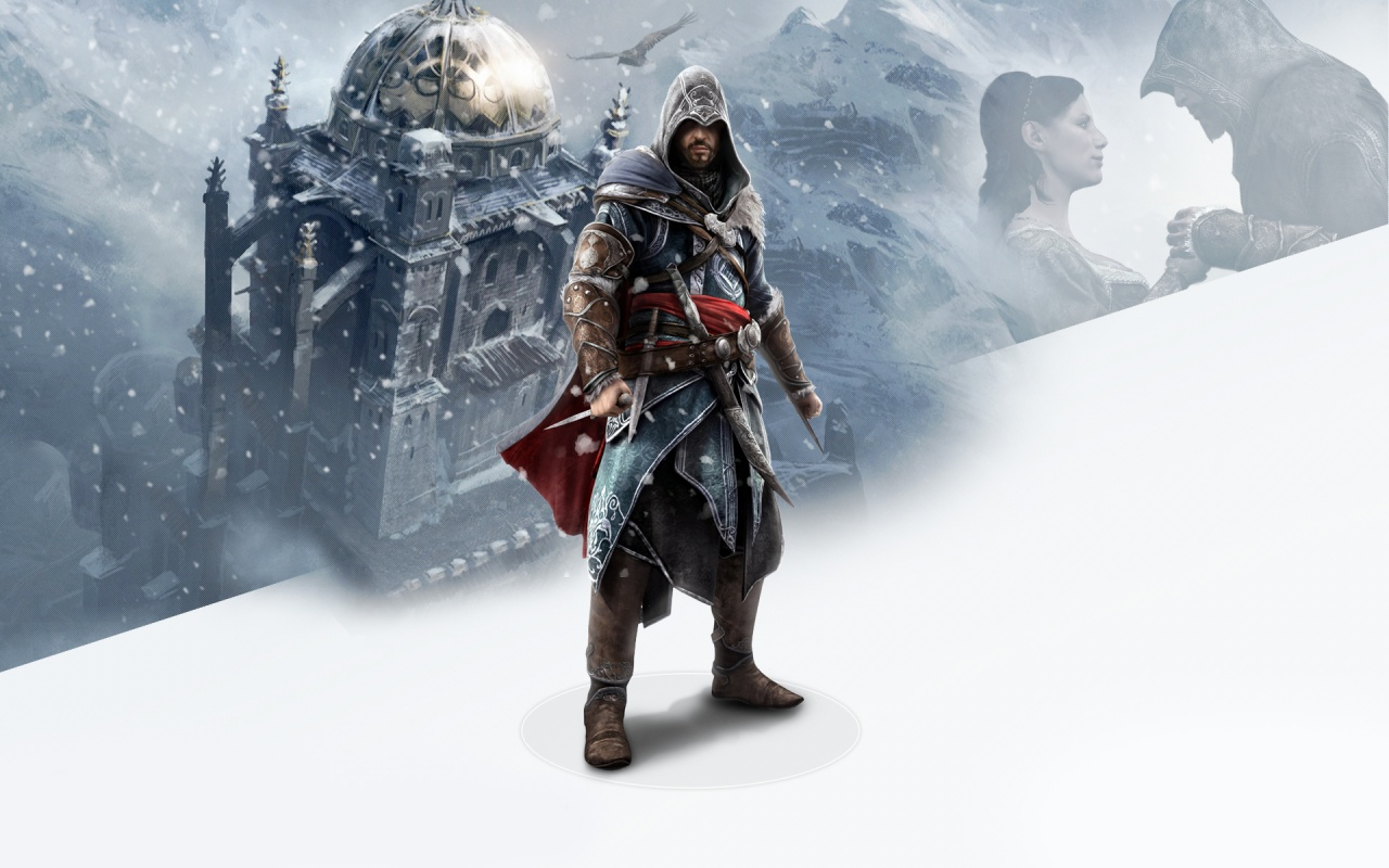 Ezio Assassins Creed Revelations Wallpapers HD Wallpapers 1280x800