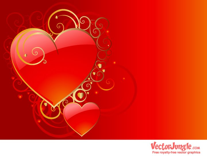 Valentines Day Vector Wallpapers Vector Illustrations for Valentine 720x542