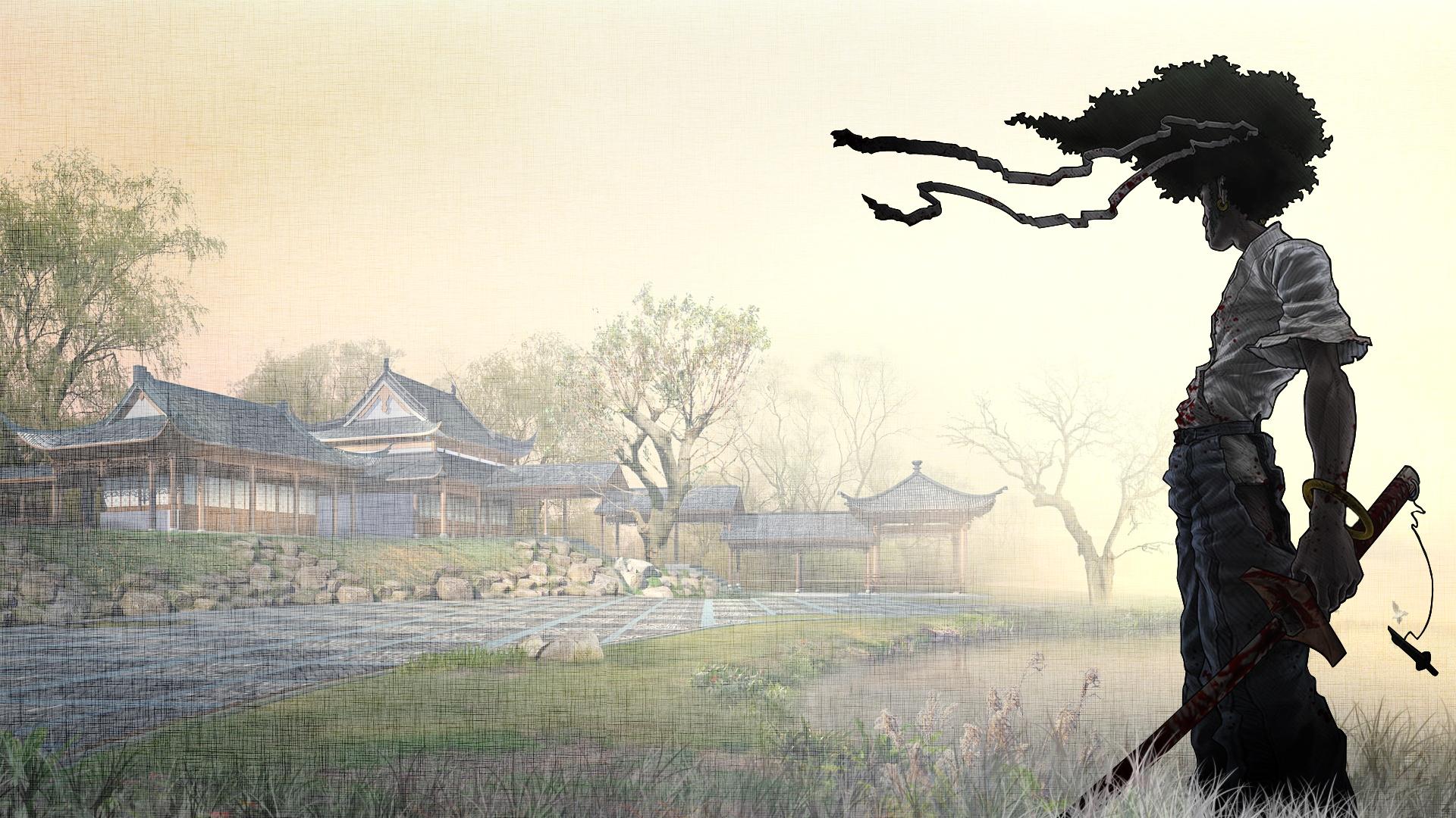 [68+] Afro Samurai Wallpaper Hd on WallpaperSafari