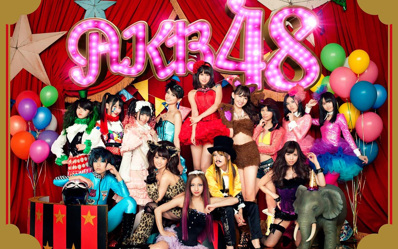 AKB48 Wallpaper High Definition HD 1440x900