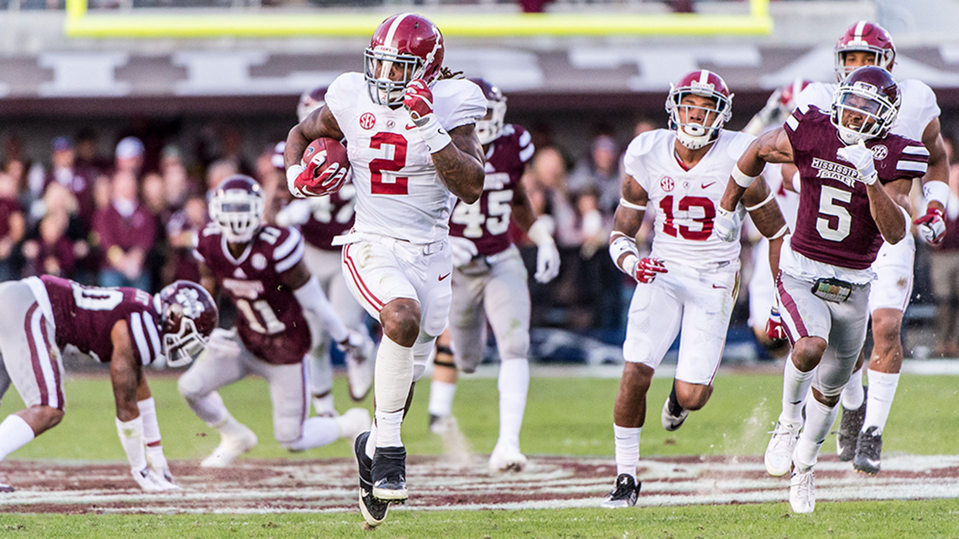 Alabama 31 Mississippi State 6 Five things we learned Sporting 1920x1080