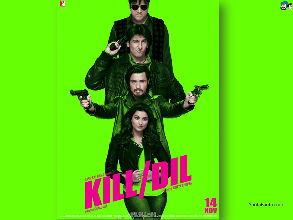 Kill Dil Movie Wallpaper 5 1024x768