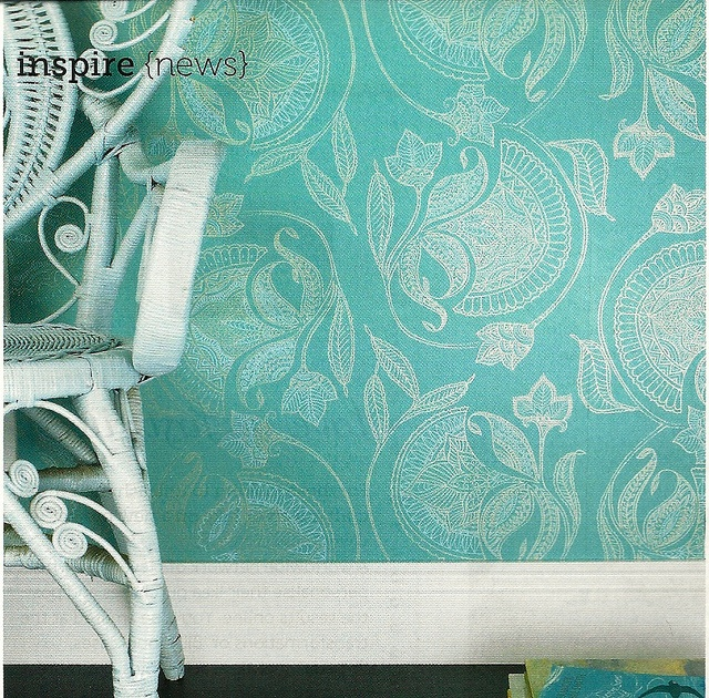 Brocade wallpaper For the Home Pinterest 640x630