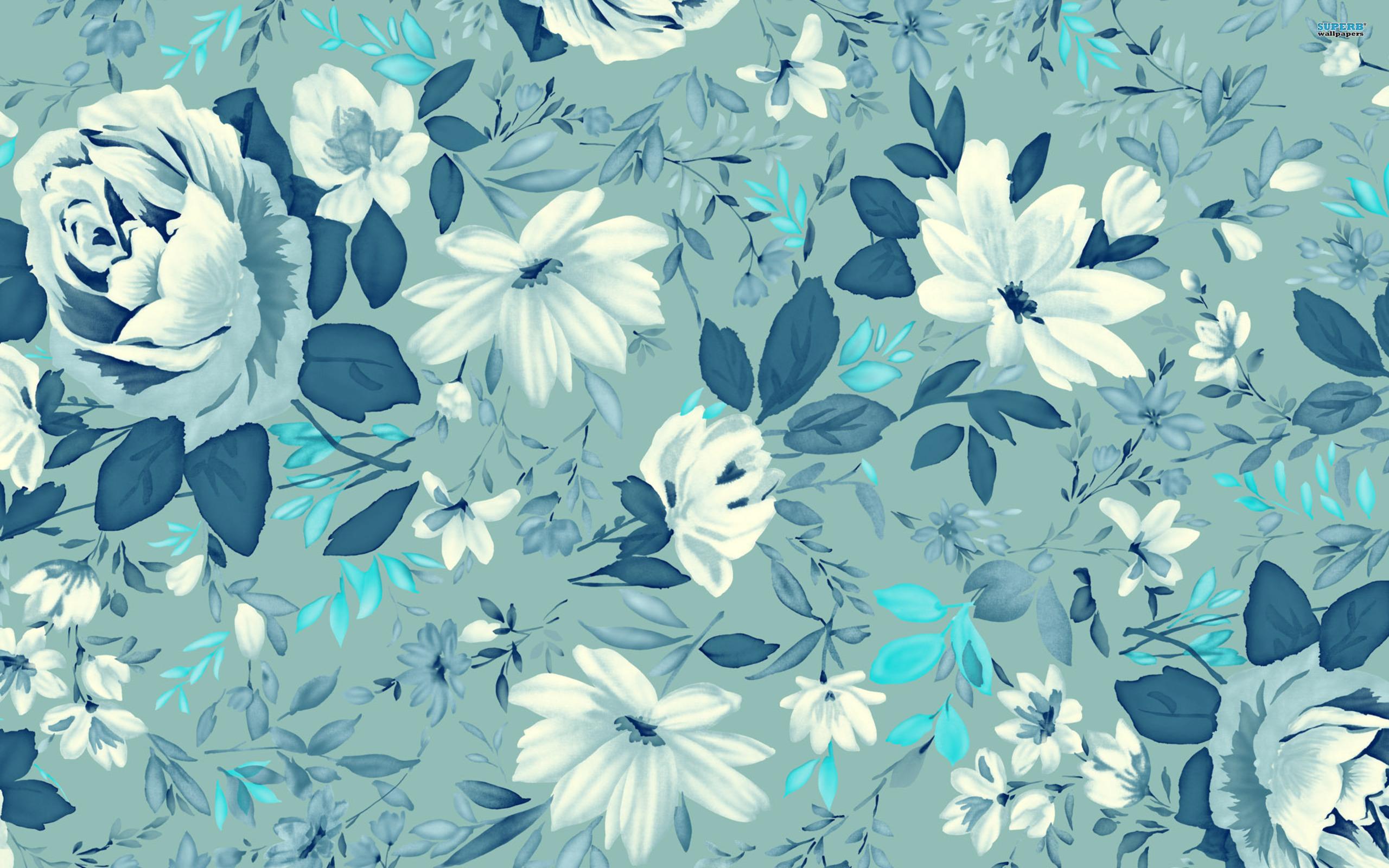 wallpaper vintage flower   Wallpapers 2560x1600