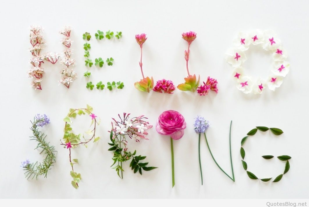 Awesome Spring Wallpaper quotes photos sayings 2017 2018 1063x712