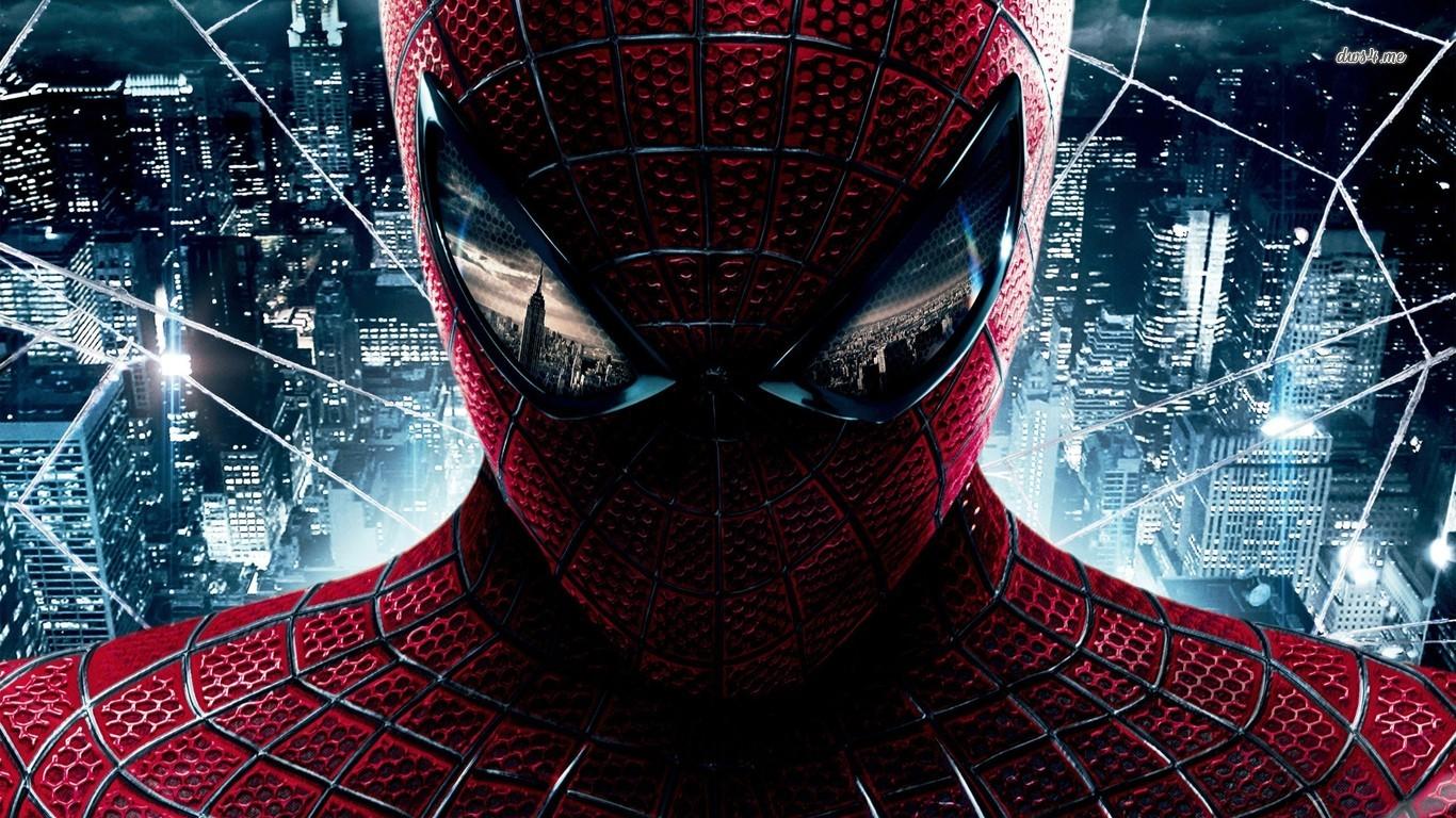 Movies Spider man The Amazing Spider Man 1366x768