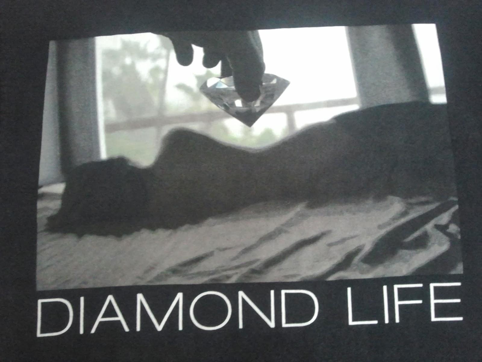 WL 2001 Diamond Life By Diamond Supply Co T Shirt 1600x1200