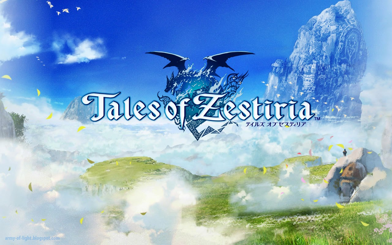 Free Download News And Stuffs Tales Of Zestiria 2014
