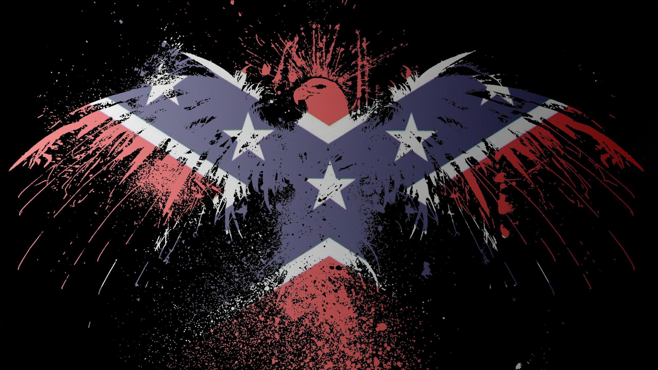 confederate flag 954267 2560x1440