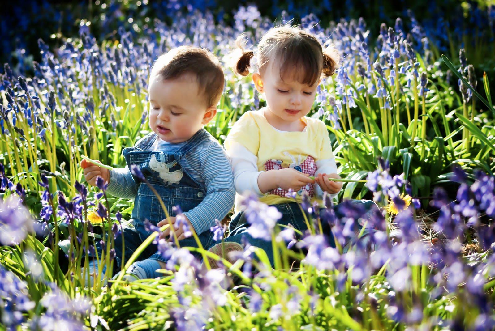 kids spring pictures desktop backgrounds - Spring Pictures For Children