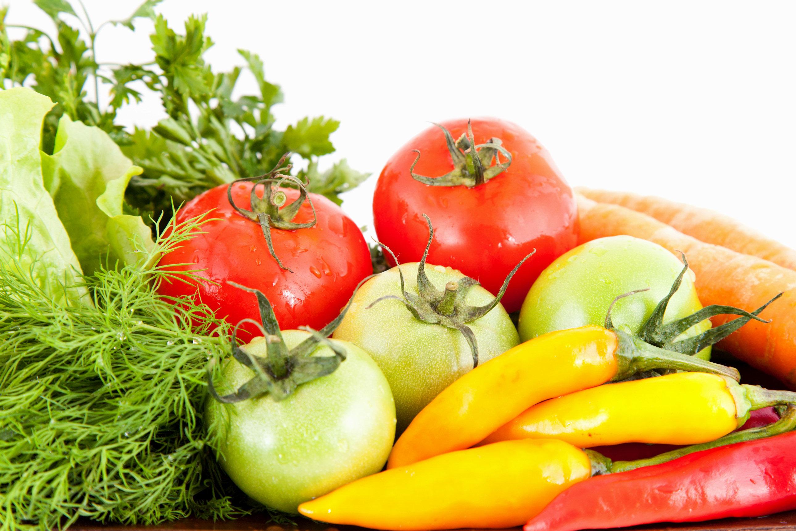 Vegetables Wallpaper 2580x1720