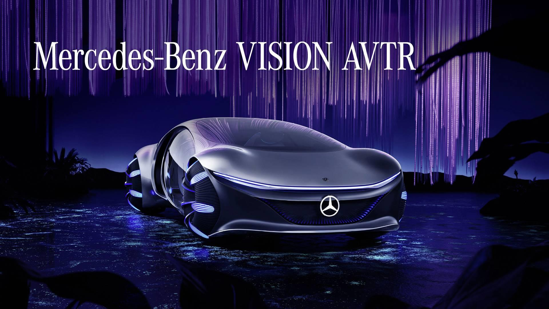 2020 Mercedes Benz VISION AVTR Concept News and Information 1920x1080