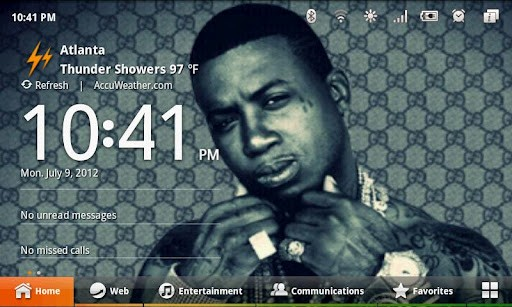 View bigger   Gucci Mane Wallpapers for Android screenshot 512x307
